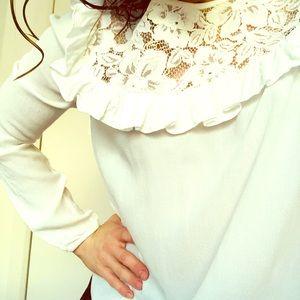 WAYF brand perfect white shirt